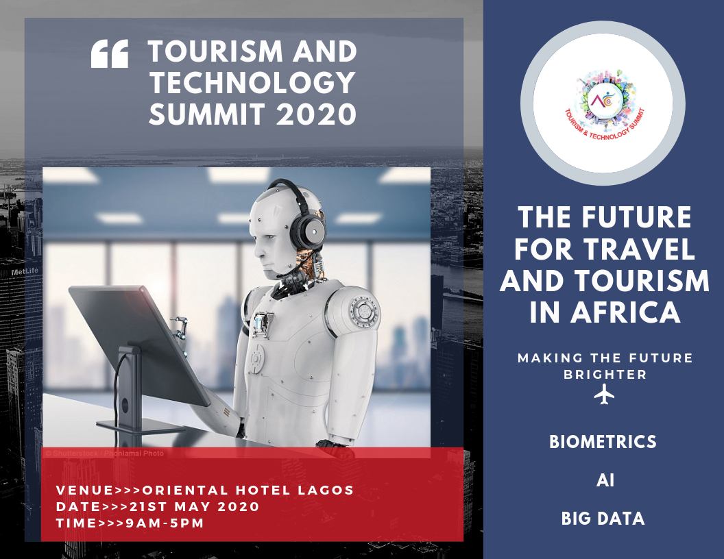 TOURISM AND TECHNOLOGY SUMMIT 2020 – Tourism for SDGs